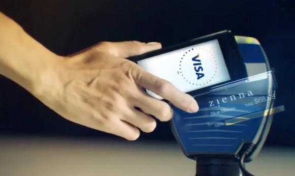 Samsung and Visa sign agreement to accelerate NFC payments