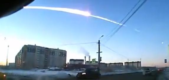 Scientists discover Russian meteor origins