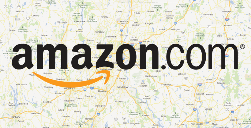Amazon prepping $50m facility in Connecticut, will start collecting 6.35% sales tax