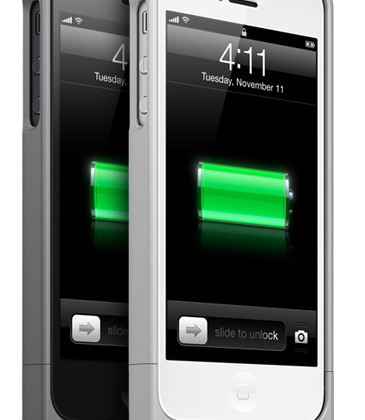 Mophie announces $79 Juice Pack Helium for iPhone 5