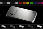 Nexus 4 vinyl skins available from Dbrand for only $9