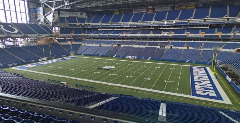 Google Maps goes inside NFL stadium for first time