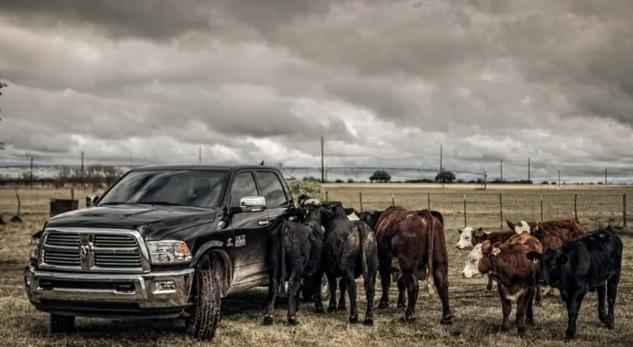"Dodge Ram ""Farmer"" ad wins best Super Bowl ad on YouTube"