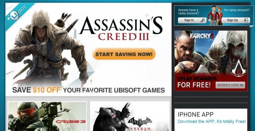EA and Ubisoft team up to share games on UPlay and Origin