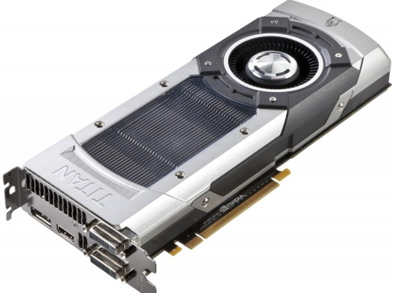NVIDIA unveils GTX Titan GPU with supercomputer performance