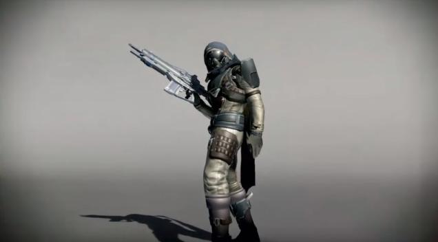 Activision and Bungie show off Destiny for PS4