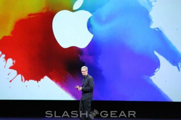 Tim Cook talks financials at Apple's shareholders meeting