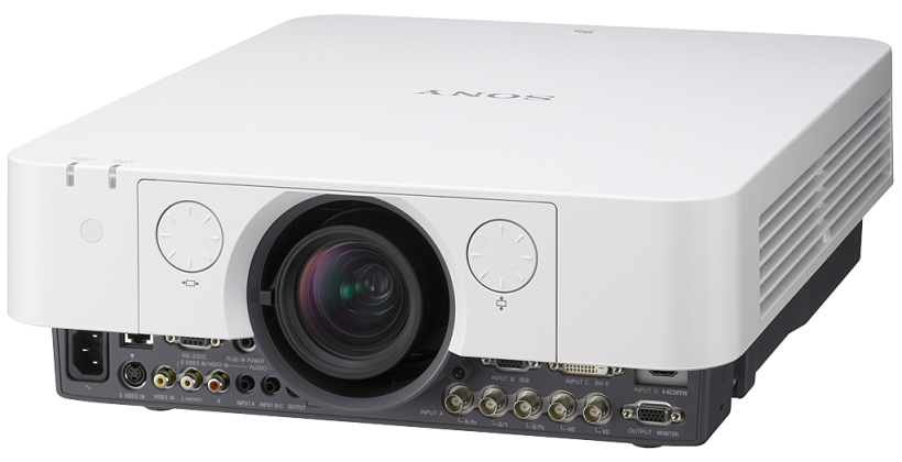 Sony unveils WUXGA projector with Laser Light Source Technology