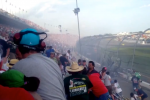 YouTube reinstates Daytona Speedway crash video