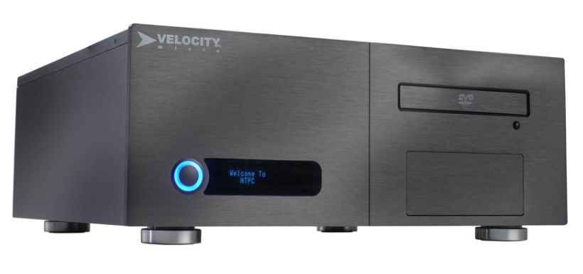 Velocity Micro Raptor MultiPlex merges home theater with gaming prowess