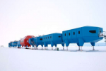 Futuristic Antarctic research station can walk on ice