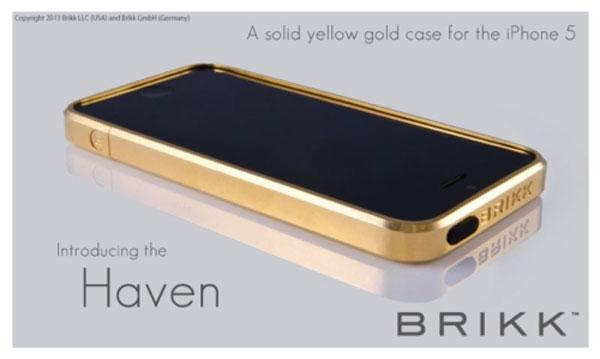 Cadillac Gold iphone case