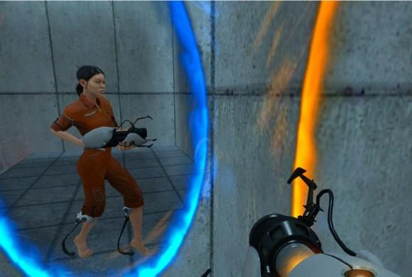 J.J. Abrams and Gabe Newell in talks over Half-Life or Portal movie