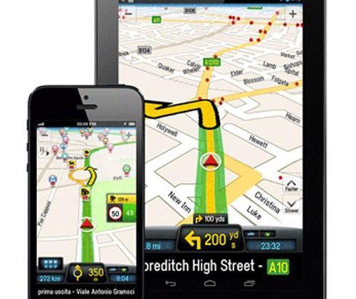 CoPilot GPS navigation app comes to Windows Phone 8