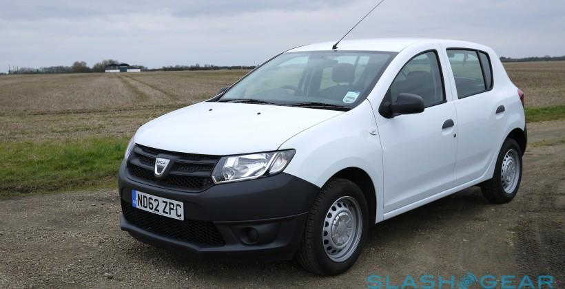 This Dacia is the UK's cheapest car… and it's not half bad