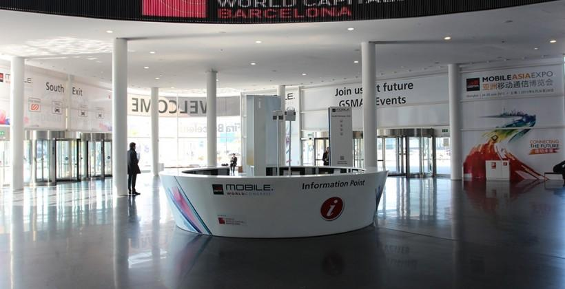 Mobile World Congress 2013: SlashGear is here!