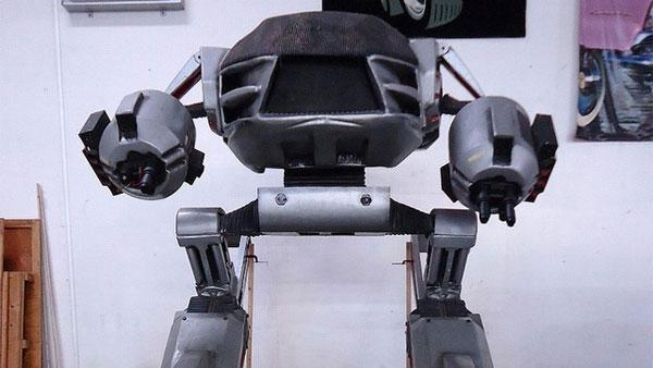 Own your own RoboCop ED-209 for only $25,000