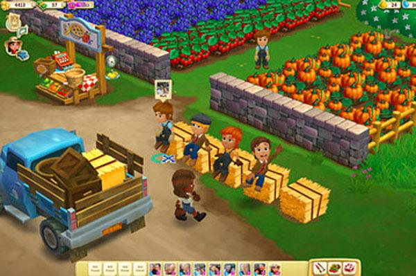 Farmville cartoon coming to television