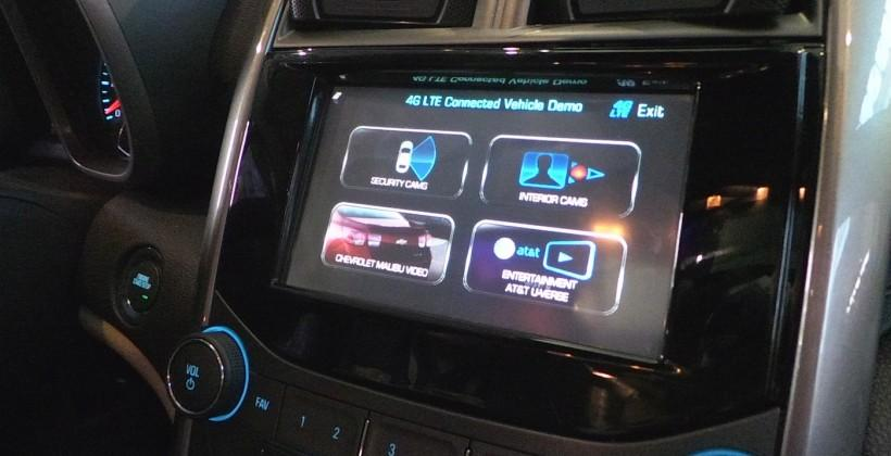 Wheels on 4G fire: Inside the LTE dash in GM's connected car