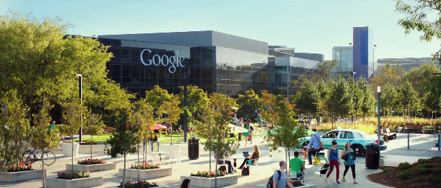 Trailer for The Internship released, shows off Google HQ