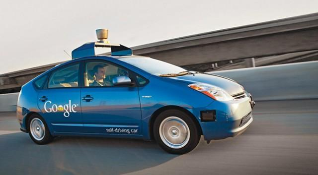 Self-driving Google car could be available in the next five years