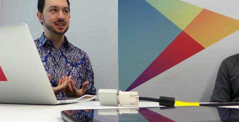 Google Now, Glass, and designing context: SlashGear talks wearables with Matias Duarte