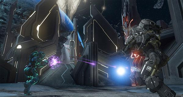 Halo 4 Majestic Map Pack Details Surface Launch Set For February