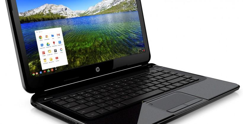 HP unveils Pavilion 14 Chromebook, available now for $330