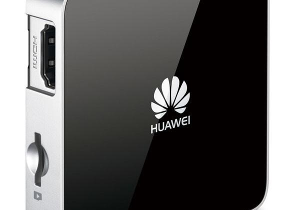 Huawei shows off the MediaQ M310 at MWC 2013