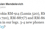 New Nokia Lumia 520 and more tipped by ad network logs