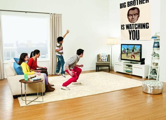 "Xbox 720 may be ""always watching"" with mandatory Kinect"