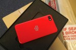 BlackBerry Z10 Limited Edition Red sent to 12,000 developers for free