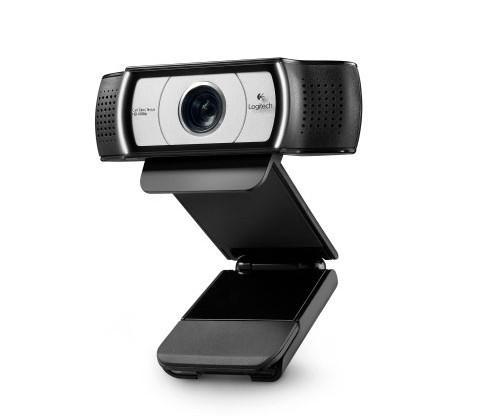 Logitech unveils new Webcam C930e aimed at business users