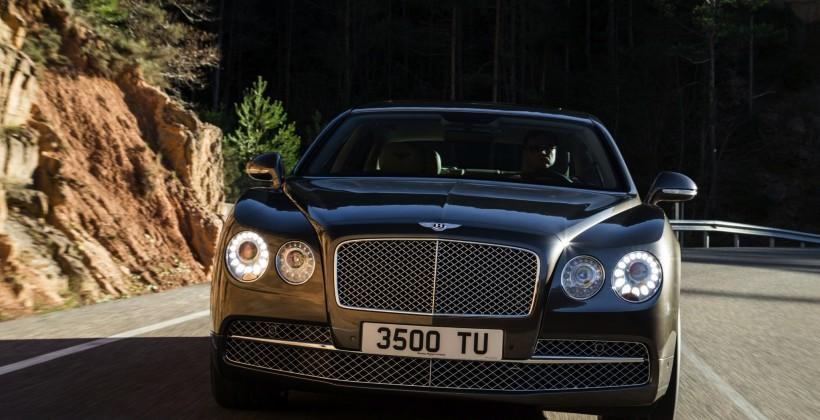 Bentley Flying Spur revealed: Most beastly 4-door to-date