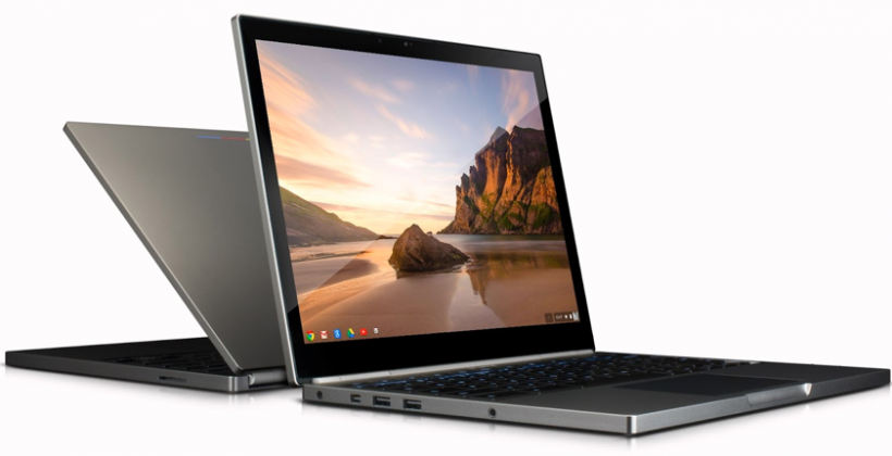 Chromebook Pixel detailed with world's most HD laptop display