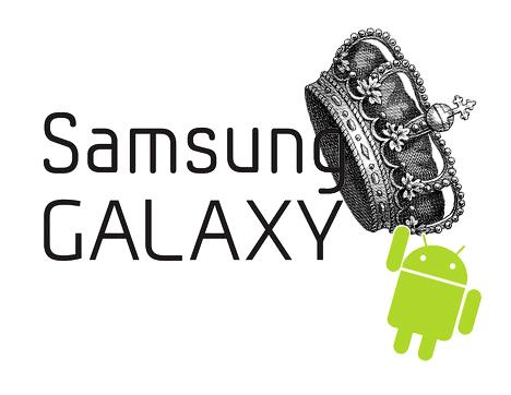 Watch out Google: Samsung's Galaxy brand has eclipsed Android