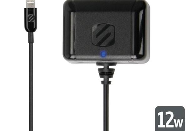 Scosche launches new 5 and 12 W Lightning chargers for home and car