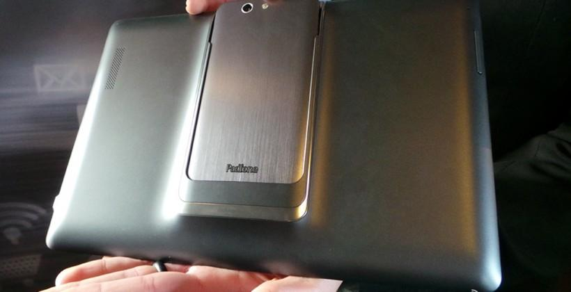 ASUS Padfone Infinity hands-on