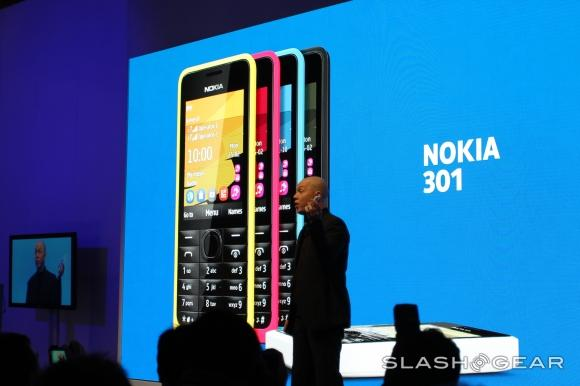 Nokia 301 revealed with Pure experience