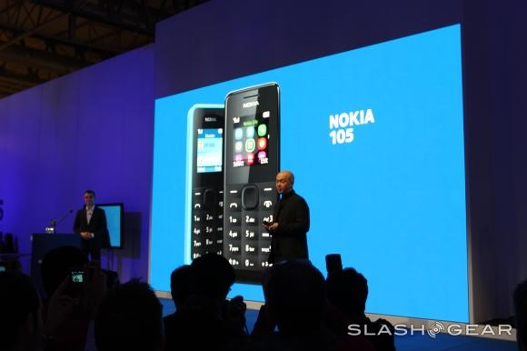 Nokia 105 creates new entry point at 15 EURO