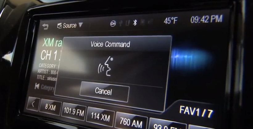 Chevrolet MyLink gains Siri integration today in 2013 Sonic and