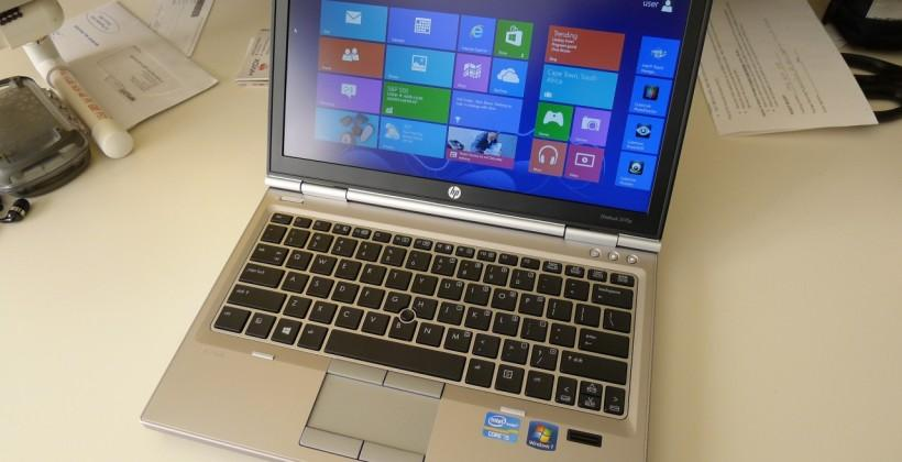 HP EliteBook 2570p Review