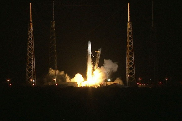 SpaceX Dragon capsule to make third trip to ISS on March 1