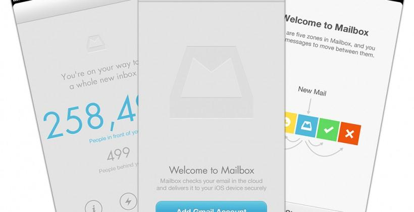 Mailbox Review: mobile email disconnects again