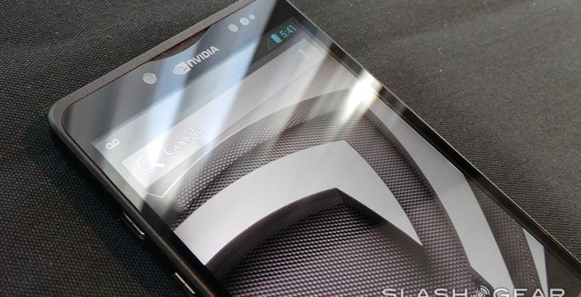 NVIDIA Tegra 4 benchmarking and hands-on with Phoenix