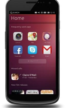 Ubuntu Phone OS handsets will hit shelves in October