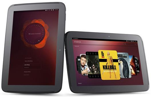 Ubuntu for tablets unveiled, coming to Nexus devices this Thursday