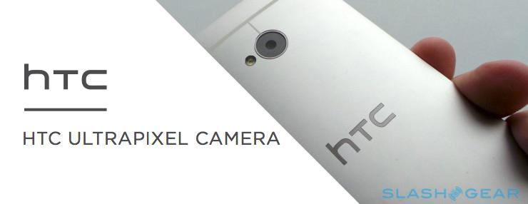 SlashGear 101: HTC UltraPixel Camera Technology