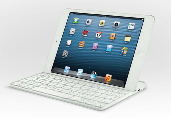 Logitech unveils Ultrathin Keyboard mini for iPad mini