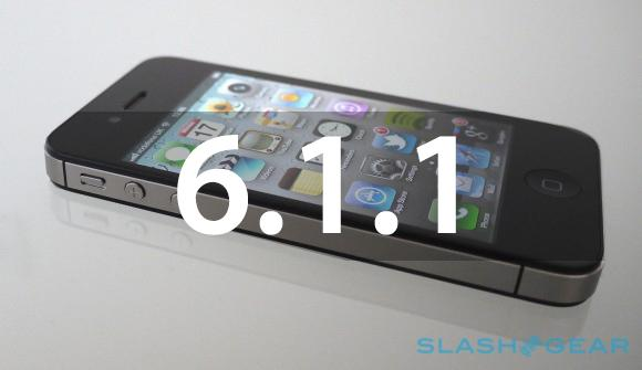 iOS 6.1.1 revealed: cellular performance fix aboard
